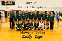 VB District Finals
